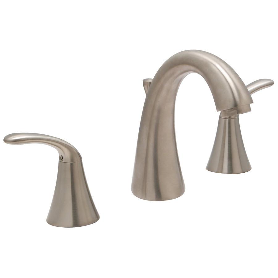 "Surplus Bathroom Fixtures: HUNTINGTON BRASS Trend 8"" Widespread Lavatory Faucet"