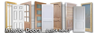 Click Here For Interior Doors!