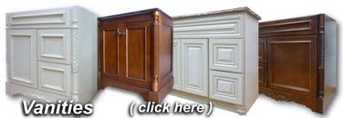 Click Here For Vanities!