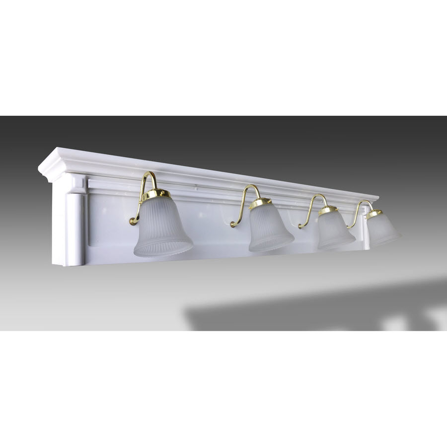 Kingston Vanity Light Bar White 48 Buy 10 For