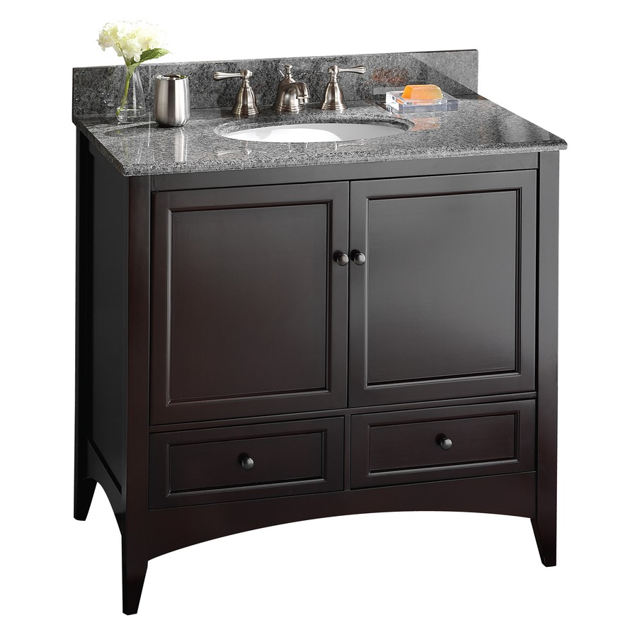 Vanity 36 W X 21 3 4 D X 34 H Berkshire Home Surplus