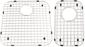 Stainless Steel Sink Protector Grid For 60 40 Double Bowl Home Surplus