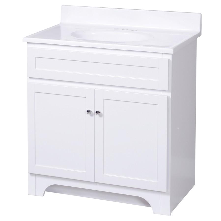 Vanity 31 W X 19 D X 36 1 4 H Columbia White Home Surplus