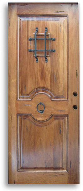 pre finished rustic exterior door item no drsquare415 single door 265 x 612 · 112 kB · jpeg