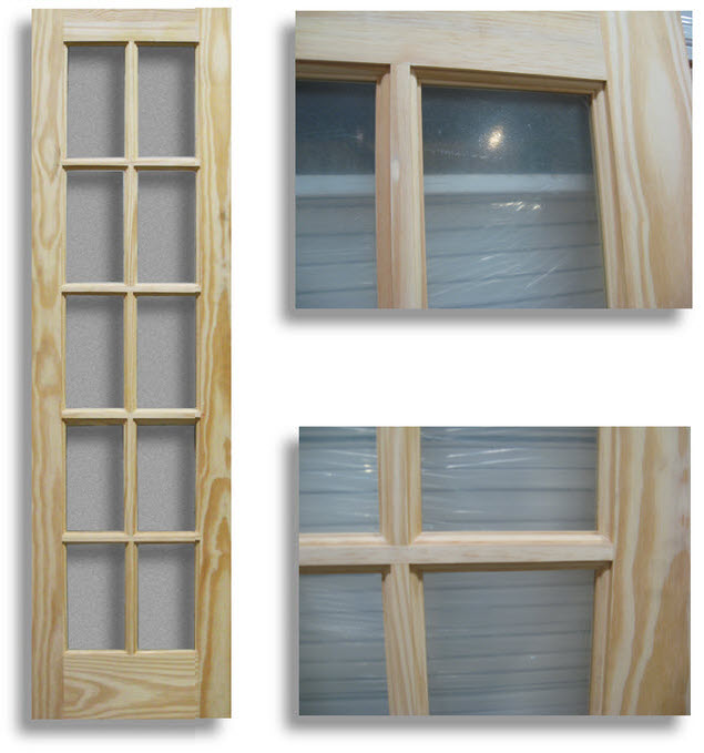Interior french doors interior french doors 10 lite for 10 panel french door