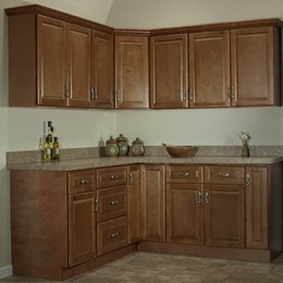 Quincy Brown Cabinets