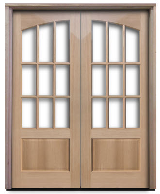 Interior Sliding French Doors Gl Hallway Door With