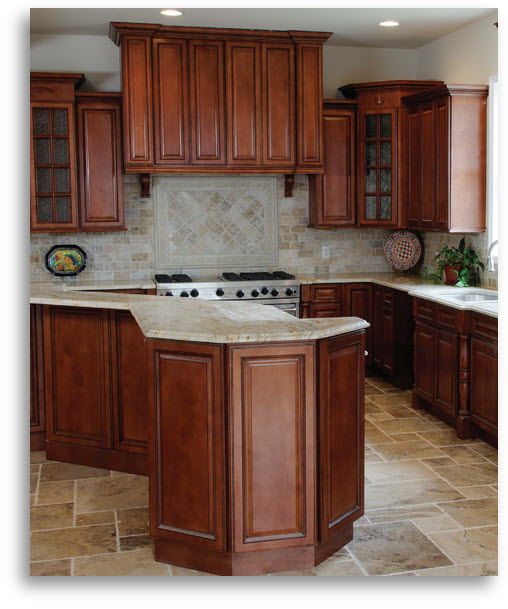 SIENNA ROPE KITCHEN CABINETRY