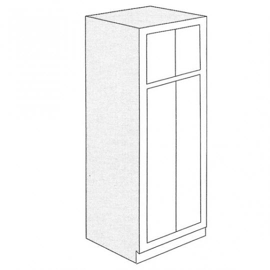 Jamestown Tall Pantry Cabinet 24w 96h Home Surplus