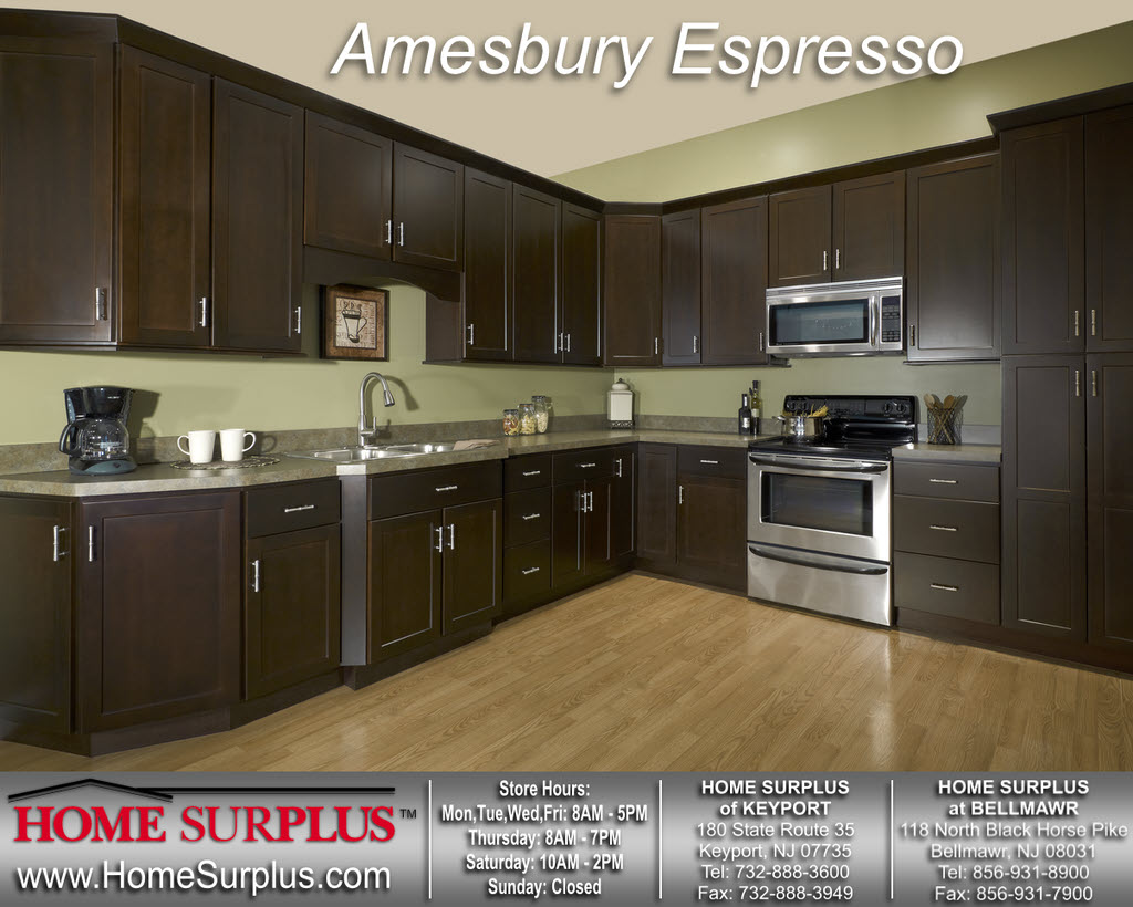 amesbury espresso: home surplus