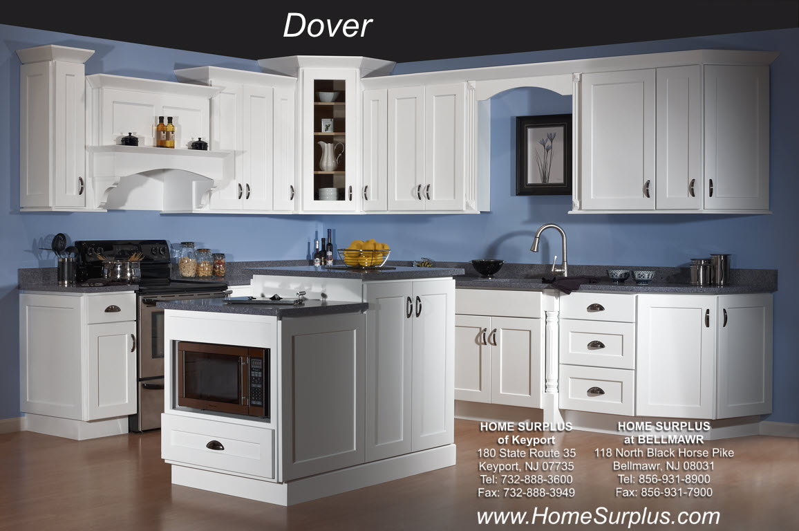 Dover Kitchen Cabinets: Home Surplus