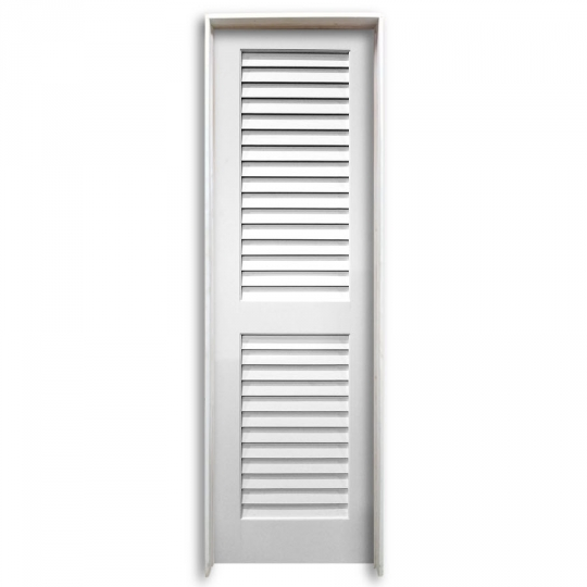 Interior door prehung louvered interior doors Prehung louvered interior doors