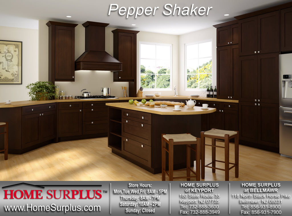 Pepper Shaker Cabinets Home Surplus