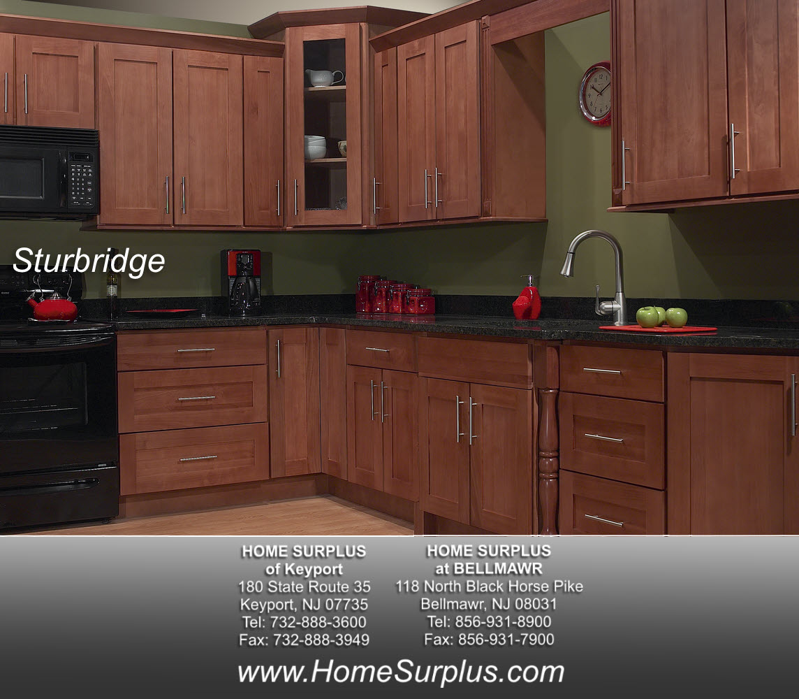 sturbridge cabinets: home surplus