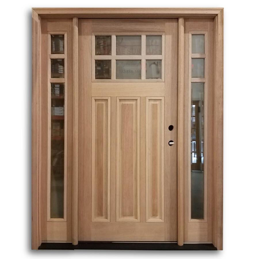 Home / Doors / Exterior Doors / Mahogany Exterior Doors / Mahogany HTC60