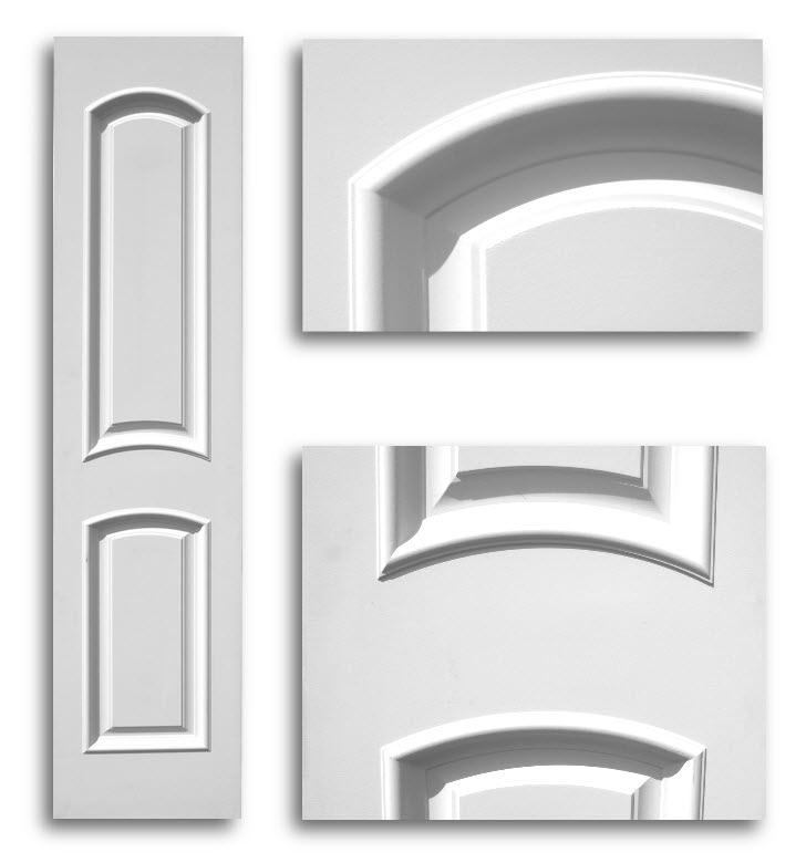 Pre Hung Bellagio Solid Core Interior Door 24w 80h Home