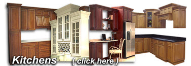 Click Here For Kitchen Cabinets!