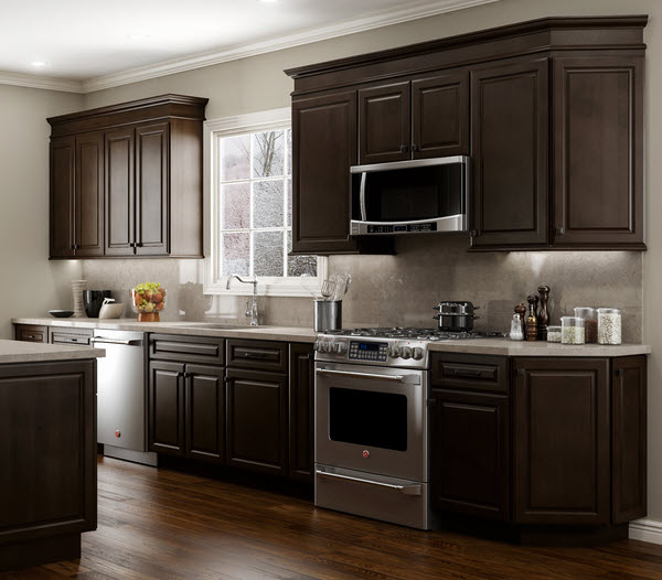 Sensational Quincy Espresso Cabinets Home Surplus Complete Home Design Collection Lindsey Bellcom