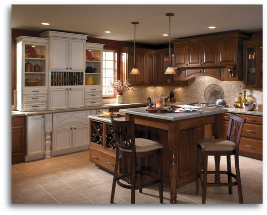 Schrock Cabinetry Kitchen Cabinets