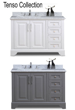 Admirable Bath Cabinetry Home Surplus Home Interior And Landscaping Ferensignezvosmurscom