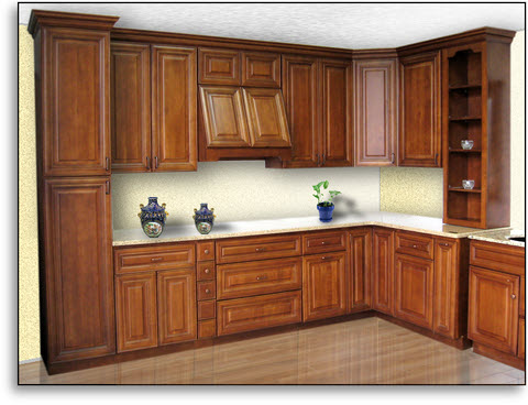 Value Quality And Selection Medium Stained Walnut Wood