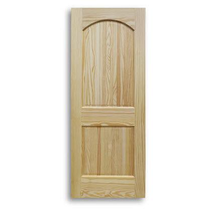 Exceptionnel Home / Doors / Interior Doors / Solid Wood Pine Doors / Arch 2 Panel Pine  Door