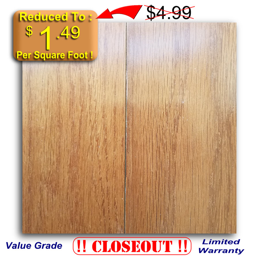 Prefinished Flooring Timberland Engineered Oak Auburn 3 Wide X 8 Thick