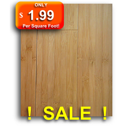 Solid Bamboo Flooring Carmel Finish 3 3 4 Quot 24 Square