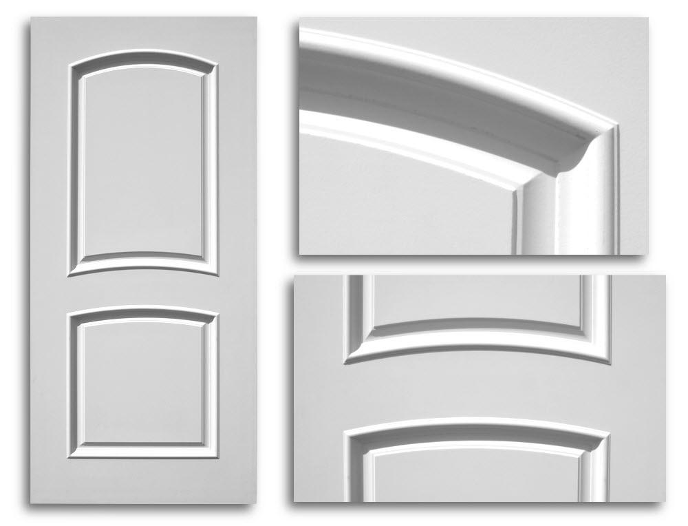 Pre Hung Bellagio Solid Core Interior Door 36w 80h Home Surplus