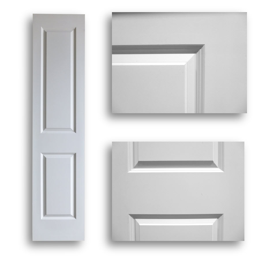 Home / Doors / Interior Doors / Solid Core Interior / 2 Panel Interior  Square