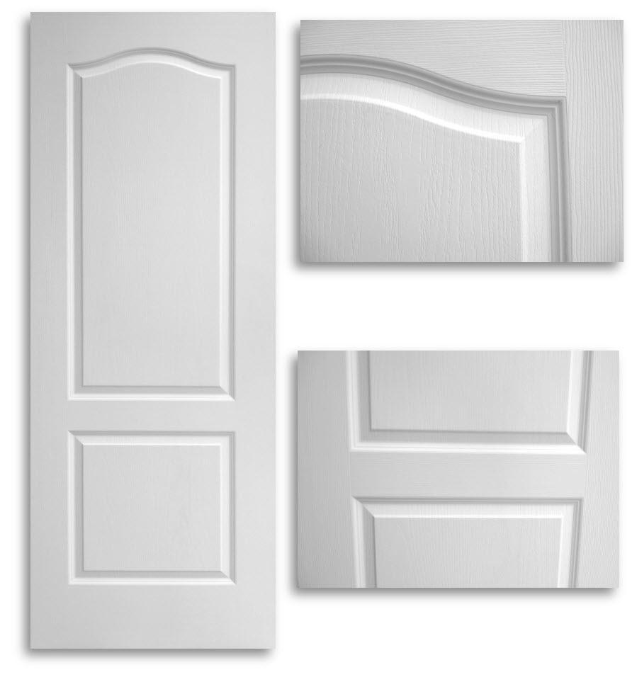 Classic 2 Panel Door 30w80h Home Surplus
