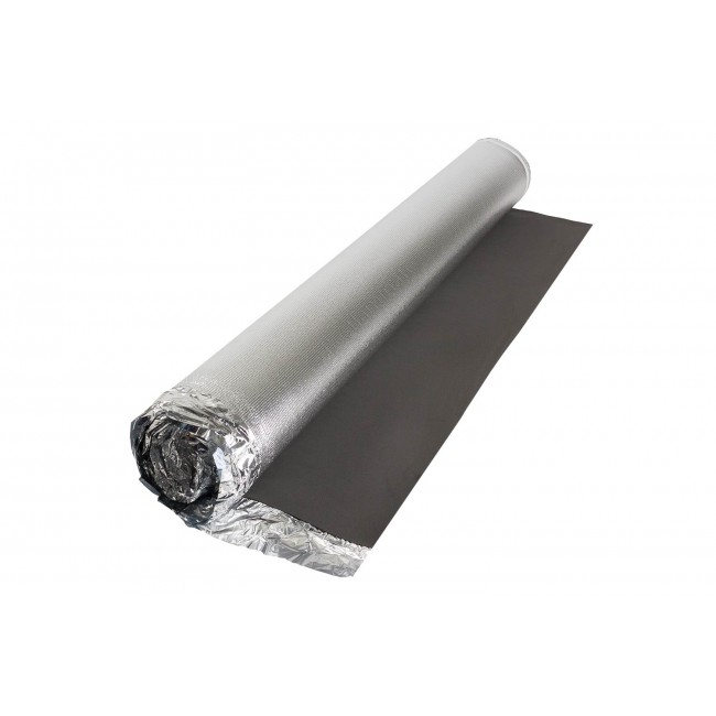 3 In 1 Laminate Underlayment 100 Square Foot Roll Home